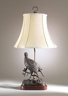 Chelsea House quail lamp