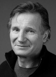 He may look all nice but on the inside... he's one bad mo fo!!!! Hahaha :) Love Liam Neeson!