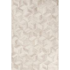 Bristol Hand-Tufted Ivory/Gray Area Rug