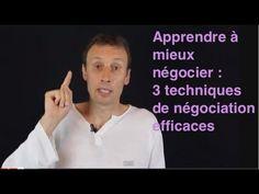 Apprendre à mieux négocier - 3 techniques de négociation efficaces Peace, Mathematical Analysis, Everything, Sobriety, World
