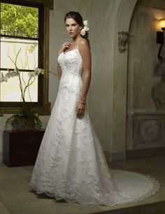 Casablanca Bridal :: Collections (Style 1897)