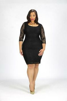 Bella Rene' Plus Size Fashion | Signature Collection & Bella Bodycon