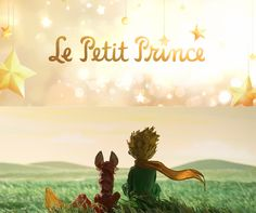 The Little Prince (2015) by Mark Osborne (CGI + Stop Motion Animation)~Image links to trailer.