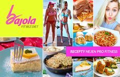Fitness recepty na Silvestra, oslavu nebo party Food And Drink, Cloud Bread, Breakfast, Nutella, Diet, Morning Coffee, Flourless Bread