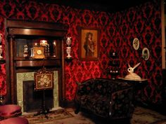 Image result for victorian parlor