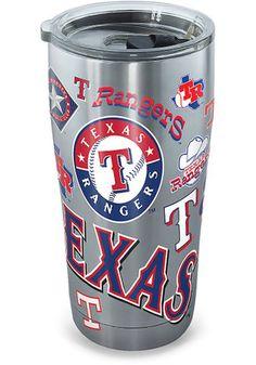 f2a825c3d17 Texas Rangers 30oz Stainless Steel Tumbler Mlb Texas Rangers, Wall  Insulation, Tumblers With Lids