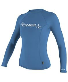 O Neill UV Sun Protection Women s Basic Skins Long Sleeve... https  a8b06ad251f