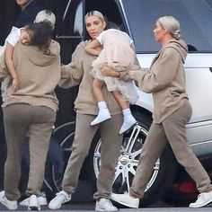 Kim and North out yesterday❤️❤️ @kimkardashian #kimkardashian #northwest