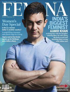 FEMINA (2013-03) 16 Aamir Khan