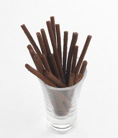 This chocolate matchstick recipe makes the most of the sweet-and-sour flavour of raspberry vinegar, a fruity alternative to balsamic, and will deliver an unconventional and surprisingly tangy petit four. - Martin Wishart