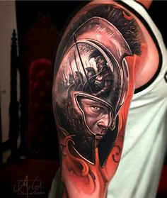 ares john embry broadwing tattoo bowling green oh pinterest tattoo gladiator tattoo. Black Bedroom Furniture Sets. Home Design Ideas