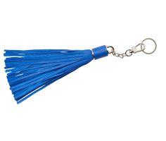 Keychain Single Striking Blue
