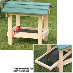 Bird Feeder  199 dollars is a bit much to feed the birds...but like the idea to make...and hang...to keep cats away!