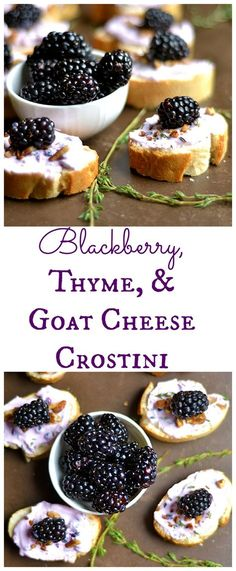 Super easy, elegant, and delicious appetizer for the warm months!