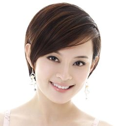 Chinese short haircuts for women