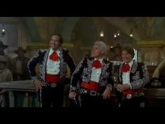 The Three Amigos -My second favorite movie ever!!! Love this part too....My Little Buttercup