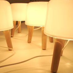 Favourite lamp, Milk lamp by Norm Architects.