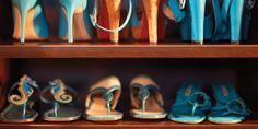 Shoe storage - so so many ways.....Custom Closets | California Closets DFW