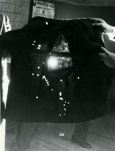 Le manteau du gangster Aiello. Chicago, 1930.