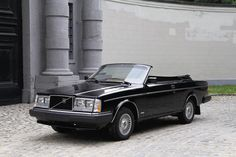Volvo 262 Cabriolet