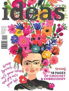 All the issues of Ideas on our Newsstand. Get the subscription to Ideas and get your Digital Magazine on your device. Magazine Design, Ideas Magazine, Wine Magazine, R80, 2017 Ideas, Easy Projects, Yarn Crafts, Crafts To Sell, Creative Inspiration