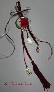 Χειροτεχνημα - Handmade Charms, Pendant Necklace, Jewelry, Jewlery, Jewerly, Schmuck, Jewels, Jewelery, Drop Necklace