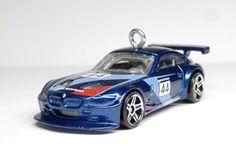 BMW Z4 Motorsports Car Hot Wheels Ornament by BettyGiftStore