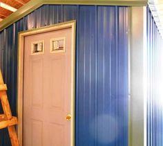 Metal shed spokane