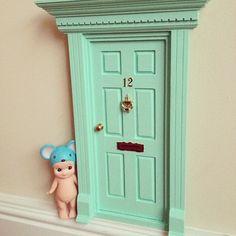 Sonny angel loves nuestras puertas para el ratoncito perez. Las auténticas puertas para el ratoncito perez españolas,puertas ratón perez,regalo original niños.Toothfairy door,baby deco,kids deco trends