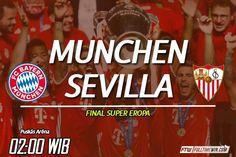 Prediksi Bola Bayern Munchen Vs Sevilla 25 September 2020 25 September, Wolverhampton, Bournemouth, Manchester City, Real Madrid, Liverpool, Bavaria