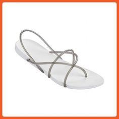 Ipanema Starck Thing G - White/Smoke Womens Sandals 7 US - Sandals for women (*Amazon Partner-Link)