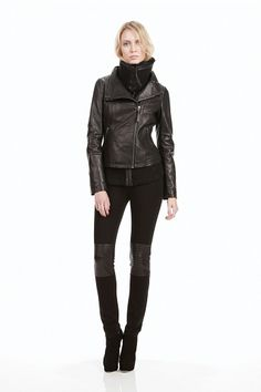 this is the leather jacket for me
