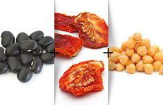 Easy Black Bean Hummus - Oxygen Women's Fitness - Oxygen Women's Fitness
