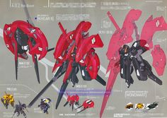 GUNDAM GUY: Mobile Suit Z Gundam: Advance of Zeta [A.O.Z] Re-Boot - New Images [Updated 11/18/15]