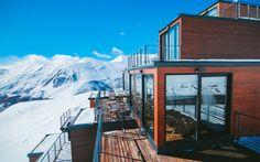 Quadrum Ski and Yoga Resort in Georgia | InsideHook