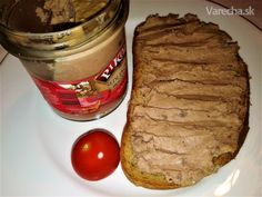 Topoľčianska domáca nátierka (fotorecept) - Recept