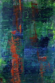 """Saatchi Art Artist: Koen Lybaert; Oil 2014 Painting """"abstract N° 866"""""""