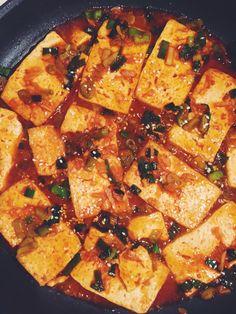 Asiatisk tofu med chili // Tofu doesn't scream // VEGANVIBE.SE