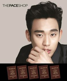 Here's another clue on the exciting news we have for all Kim Soo Hyun fans! Follow us on Facebook, Instagram, and Twitter for the latest updates. Official announcement will be on June 9, 2014! #kimsoohyun #thefaceshop #brandambassador