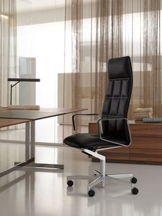 Lead chair is a combination of design and comfort for your home or office Walter Knoll design