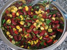 Fall Eyeshadow Looks, Kung Pao Chicken, Fruit Salad, Salad Recipes, Salsa, Ethnic Recipes, Food, Acacia, Fruit Salads