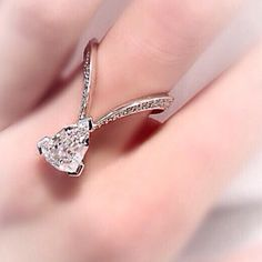 Scavia/So beautiful!! I'd wear it in a second - on my right hand, on my middle finger for everbody to see!