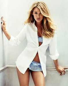 Blake Lively has the best hair