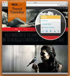 Trend Tuesday: Adding a Fixed Header to Your Website