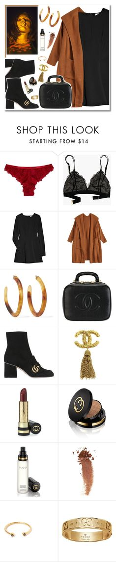 """"""\ GUCCI"""" by saintliberata ❤ liked on Polyvore featuring Hot Anatomy, Madewell, Acne Studios, Dinosaur Designs, Chanel, Gucci, BauXo, Fall, fancy and autumn""236|1137|?|en|2|1d1f64ea0ac63433f462ea61b09b40a1|False|UNLIKELY|0.3490292429924011
