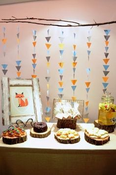- Baby Shower To Do List . - Decorate Occasion Styling: Fox Themed Child Bathing … – Baby Shower To Do List - Baby Shower Tribal, Deco Baby Shower, Baby Shower Garland, Fiesta Baby Shower, Simple Baby Shower, Baby Shower Themes, Baby Boy Shower, Shower Ideas, Arrow Baby Shower