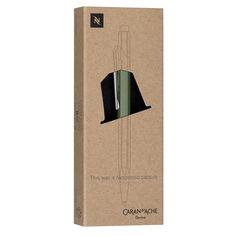 849-nespresso-edition-2-india-gruen-caran-d-ache Nespresso, Recycling, Pen And Paper, Retro, Usb Flash Drive, Desk, India, Products, Box Invitations