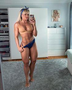Wioletta Pawluk - wioletta_pawluk - The Fitness Girlz Shredded Body, Muscle, Wife And Girlfriend, Body Motivation, Exercise Motivation, Strong Body, Crossfit Athletes, Bikini Bodies, Fitness Models