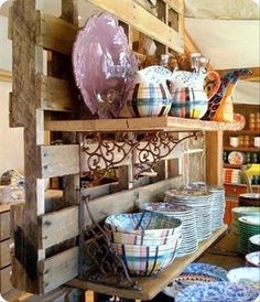 Dump A Day Amazing Uses For Old Pallets - 38 Pics