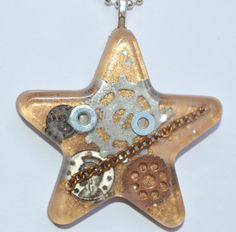 Steampunk https://www.etsy.com/listing/193806173/steam-punk-big-star-pendant-necklace
